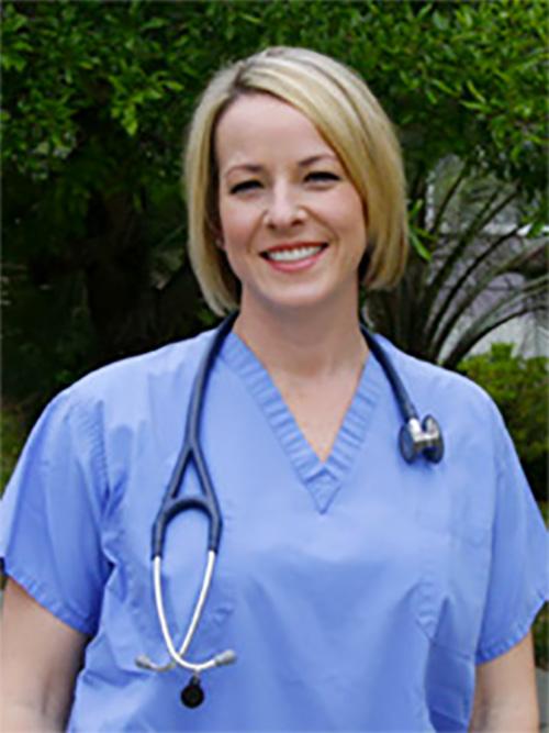 Jennifer Wardlaw, DVM, MS,